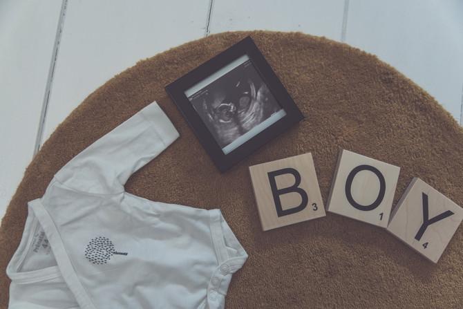 Lifestyle zwangerschaps fotoshoot
