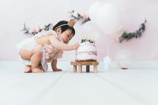 Cake Smash Fotoshoot Nieuwegein
