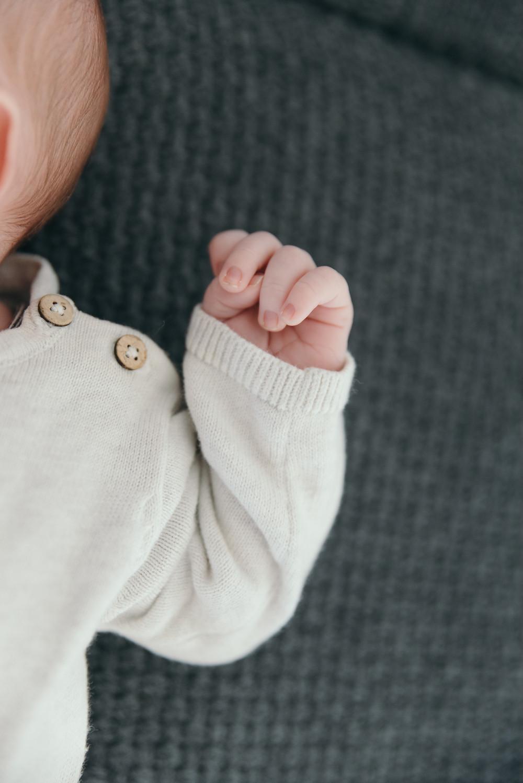 Newborn shoot lifestyle Utrecht