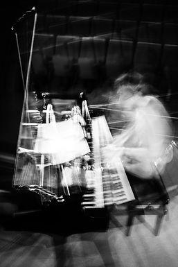 Anoine Berland piano solo