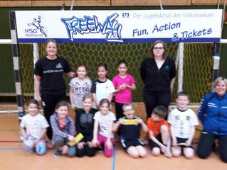 """""""Handball für Kids"""" in den Ferien"""
