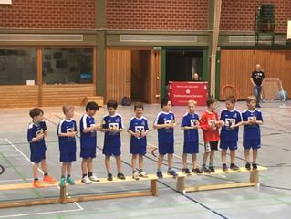 Minigruppe Jungs 2008