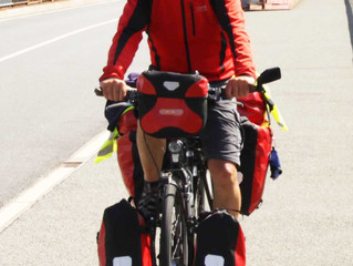 Volker's Australienradtour