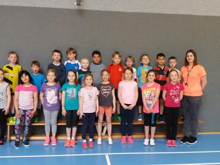 Handball in die Grundschulen