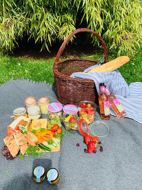 "Picknickkorb ""Vegetarisch/Vegan"""