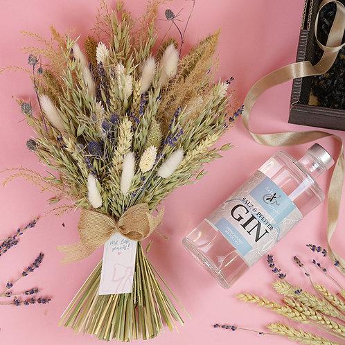 Geschenkbox GIN x Trockenblumen