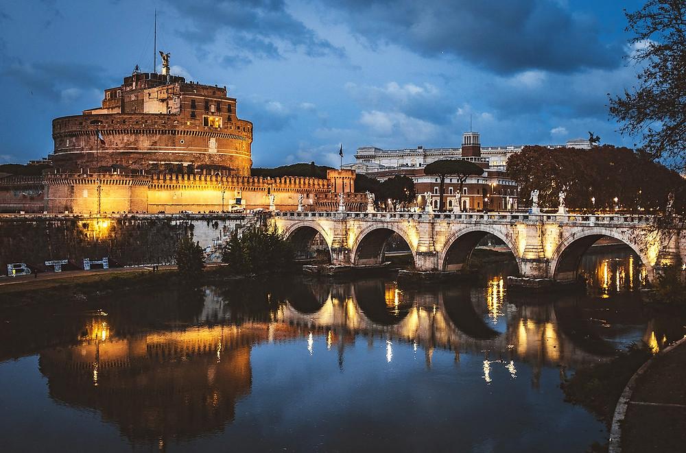 Castel St. Angelo, Rom, Italien