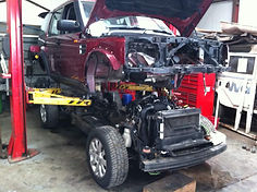 Range Rover Engine Replacement