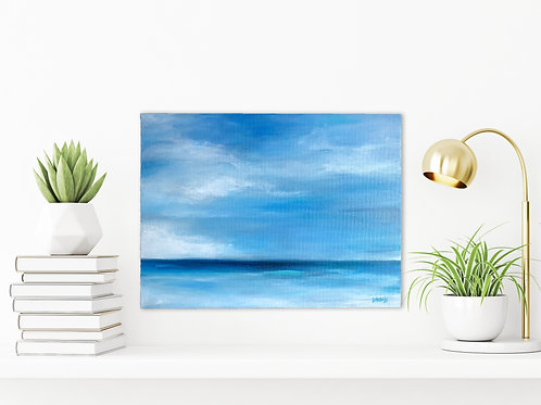 Serenity Seascape