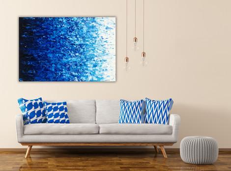 "24""x36"" oil on canvas"
