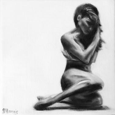 "6""x6"" oil on canvas"