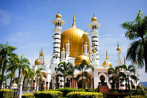 Мечеть в Малайзии.jpg