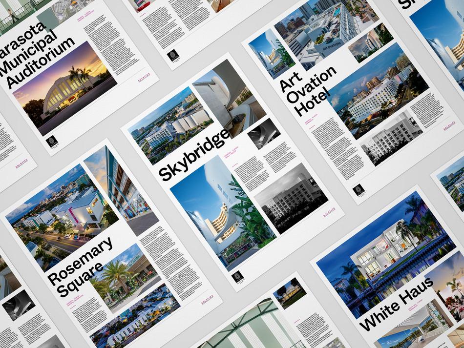 Branding PSD Poster Mockup Design For De