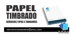 PAPEL TIMBRADO