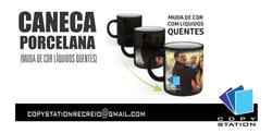 CANECA MUDA DE COR LIQUIDOS QUENTES