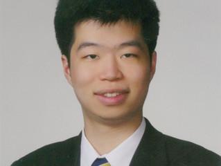 September 2018 Alumni Spotlight: Schrasing Tong
