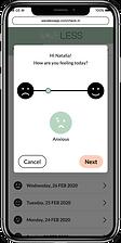 Iphone mockup for waveless