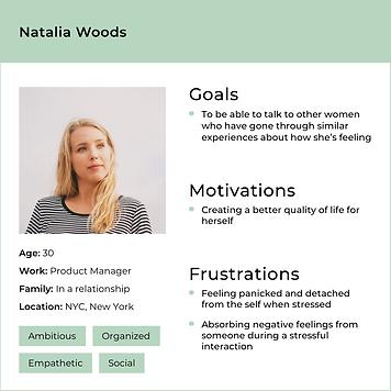 Persona Natalia Woods