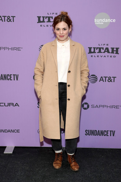 Rachel Rosenbloom at Sundance 2020 - Pre