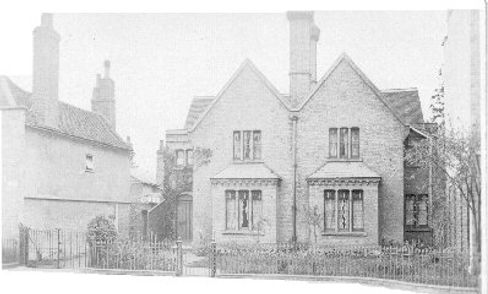 The George,Witham. Circa 1940.