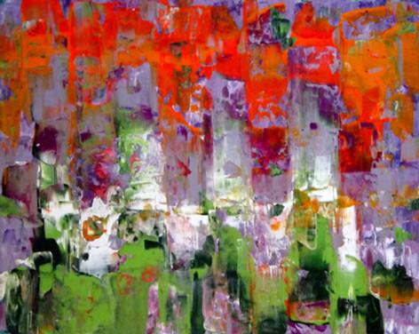 Nanci Stoeffler-A Gathering Reflection 2