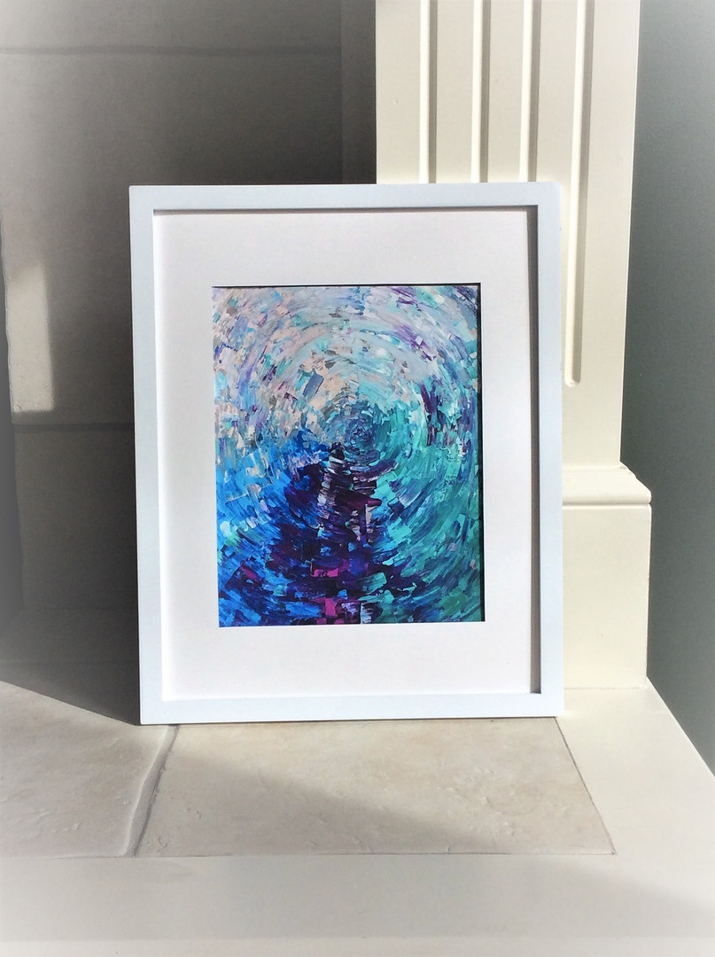 Infinity well of hope print framed.jpg