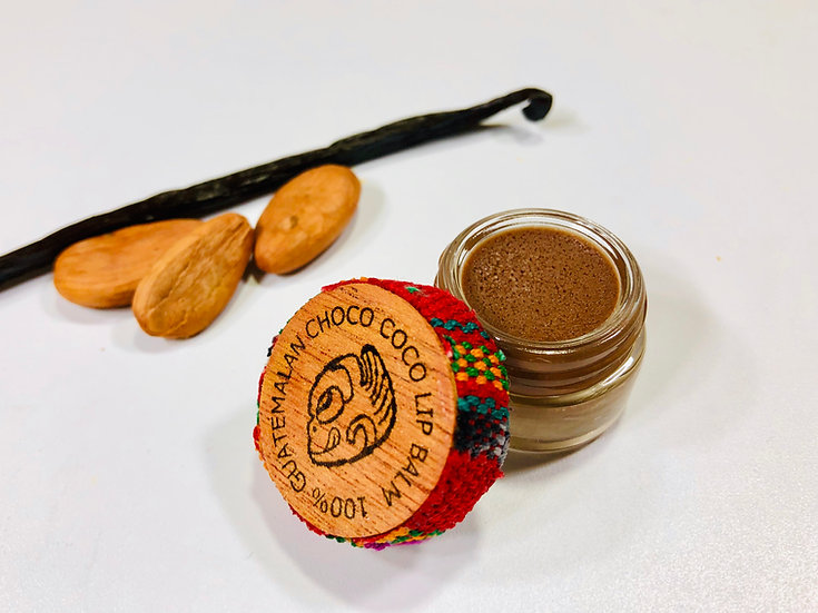 Bálsamo Labial CHOCO COCO - Original