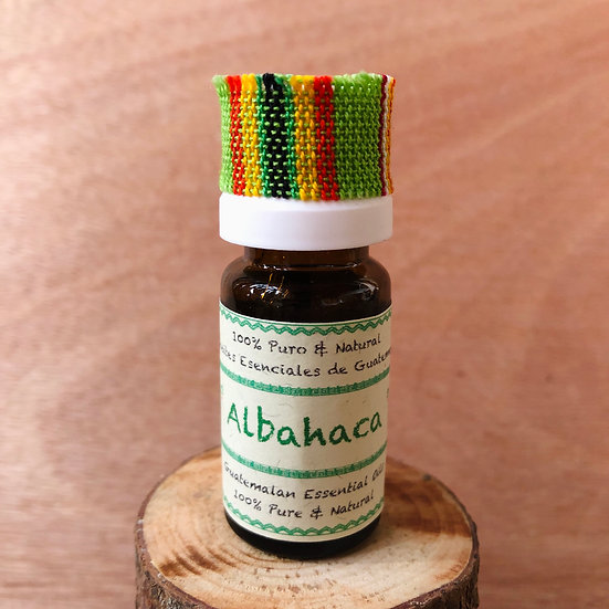 Aceite Esencial - Albahaca 12ml