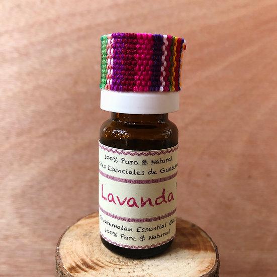 Aceite Esencial - Lavanda 12ml