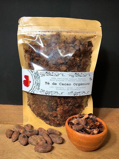 Té de Cacao Orgánico 80g (40 tazas) - Bebida Saludable sin Caloría ni Cafeina