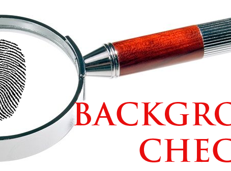 Background Checks, to Run or Not to Run....and When?
