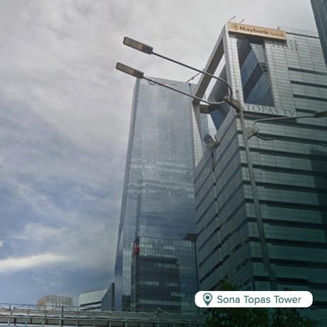 Sona Topas Tower, Jakarta