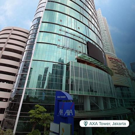 AXA Tower, Jakarta