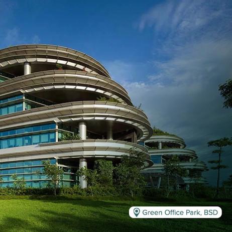 Green Office Park, BSD