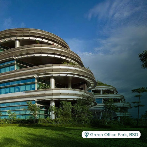 Green Office Park, BSD