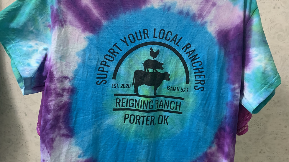 Reigning Ranch T-Shirts