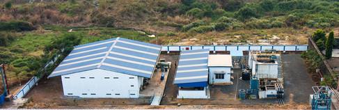 Solvent Storage Yard & ETP
