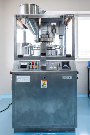 Table Compression Machine  - 16 Station