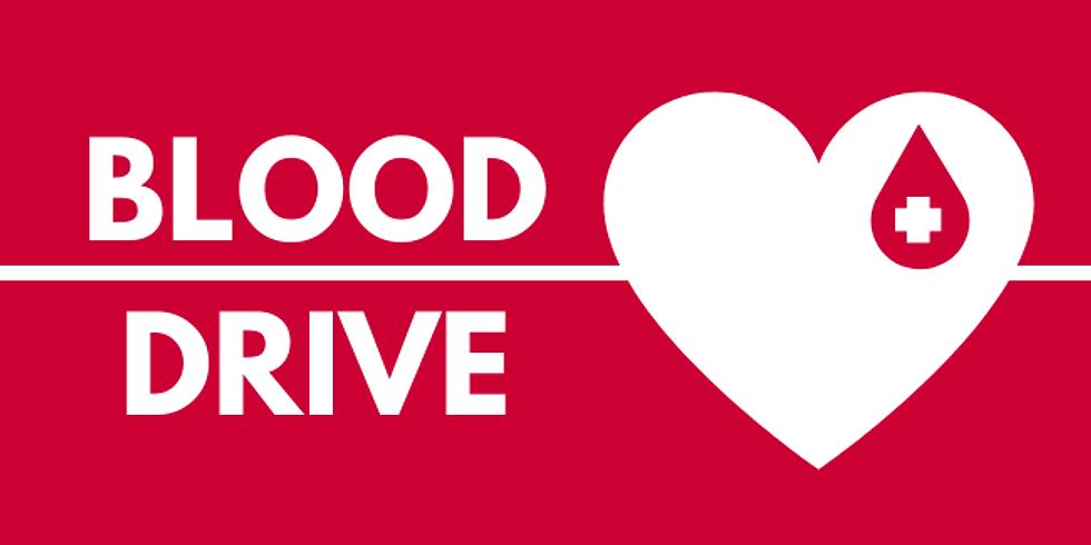 CFC Sponsered Blood Drive