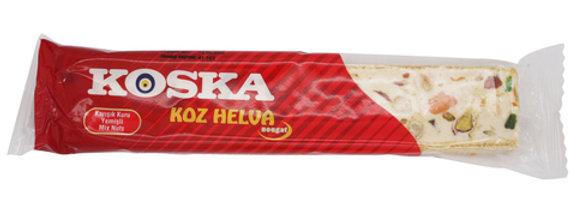 Нуга с сухофруктами и орехами, Koska, 100 г