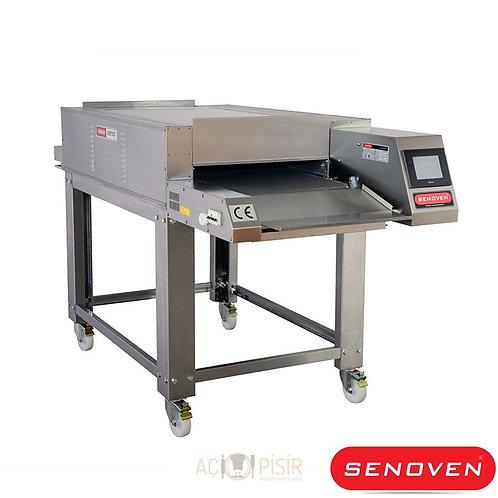 Конвейерная Печь для Пиццы и Лаваша (SENOVEN) SF 800 52-LS SERVO