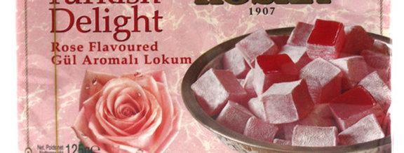 Рахат-лукум со вкусом розы, Koska, 125 г