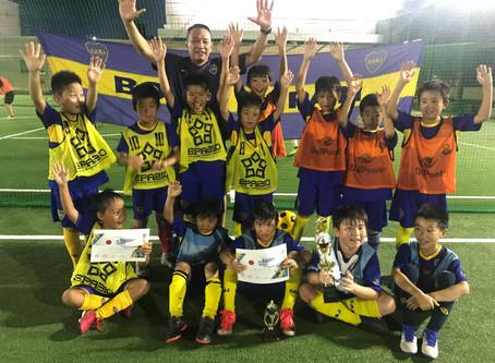 #4 BOCA CUP 2019品川校