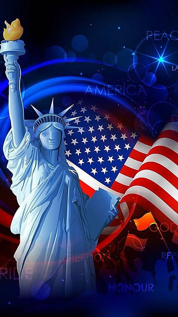 Flag And Satue Of Liberty.jpg