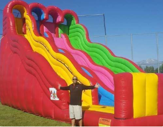 Bouncy House Slides