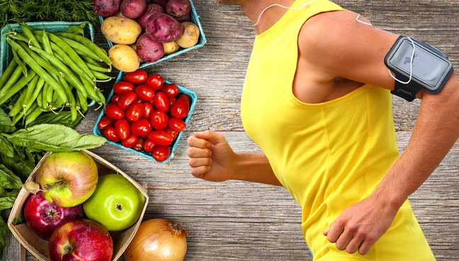 Health Foods & Exercise