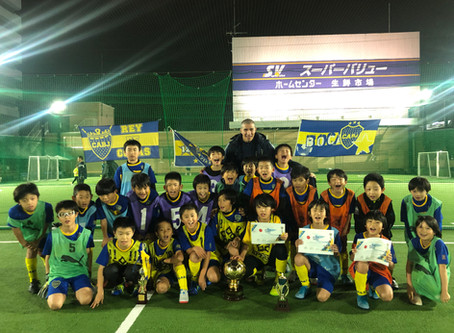 #8 BOCA CUP 品川校 校対抗戦2019