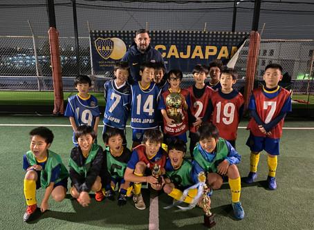 #8 BOCA CUP 花小金井校2019