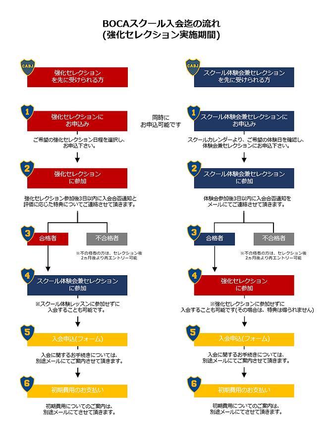 スクール入会迄の流れ(強化セレクション実施期間).png