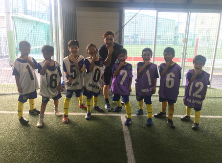 #4 BOCA CUP 2019浦和校